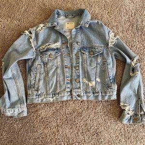 ASOS denim jean jacket